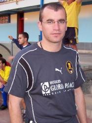 José Carlos Álamo, entrenador nacional
