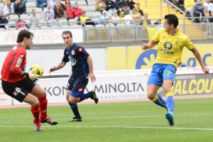 Canal + retransmitió en 2011 su último partido en el Gran Canaria / Samuel Sánchez