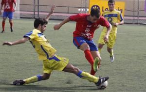 La casta y el empeño permiten puntuar al filial amarillo (2-2)