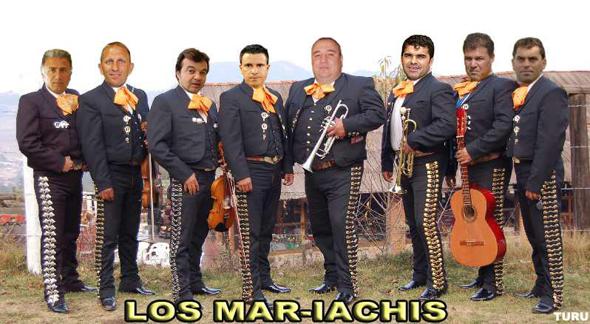 Humor: Los MAR-IACHIS