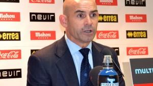 """Paco Jémez: """"Las Palmas es claro vencedor, pero hubo dos manos dentro del área"""""""