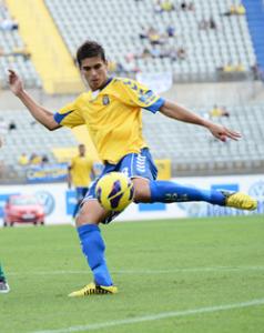 Sergio Suárez, en una imagen de archivo / Samuel Sánchez (udlaspalmas.net)