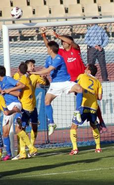 Barbosa completó un partido soberbio / SoyXerecista.es
