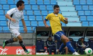 Las Palmas mejoró en la segunda parte / Santi Pérez (udlaspalmas.net)