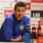 "Javi Gracia, prudente: ""Ser favoritos no hará que ganemos la eliminatoria"""