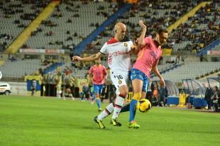 Vea la FOTOGALERÍA del empate ante el Mallorca