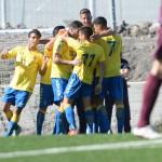 Guadalajara – Las Palmas Atlético, primera jornada para el filial