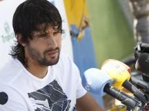 Mariano Barbosa, esta mañana en Barranco Seco / Web oficial