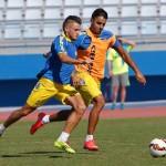 José Artiles confía en quedarse en el primer equipo