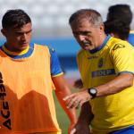 """Asdrúbal: """"Estoy decidido a pelear por el puesto de delantero"""""""