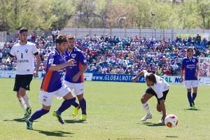 Jesús Álvaro jugó la pasada campaña en el Guadalajara