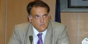 Javier Tebas, presidente de la Liga de Fútbol Profesional / Cadena Ser