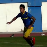 Los primeros goles de Araujo como amarillo (VÍDEO)