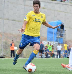 Carlos jugará cedido una temporada en el CD Leganés