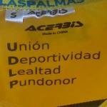 Unión, Deportividad, Lealtad, Pundonor