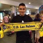 Marcelo Silva ya está en Gran Canaria y será presentado esta tarde
