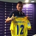 """Marcelo Silva: """"La UD me motiva muchísimo"""""""