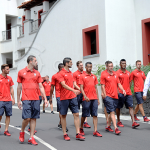 El Marítimo desplaza a 18 futbolistas hasta Gran Canaria
