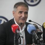"""Paco Herrera: """"El equipo ha tenido disciplina y seriedad"""""""