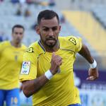 """Nauzet Alemán: """"El entrenador me da mucha libertad, me siendo cómodo"""""""