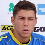 Raúl Lizoain será titular en Copa ante el Numancia