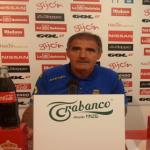 """Paco Herrera: """"Raúl se ha ganado el puesto en la Liga"""""""