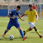 <strong>Las Palmas Atlético también golea</strong> (1-4)
