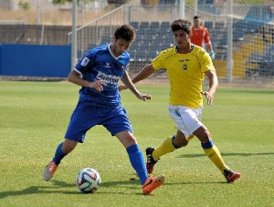 Las Palmas Atlético también golea (1-4)