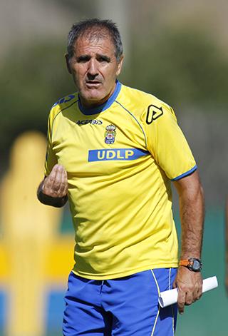Paco Herrera en una imagen de archivo / Web oficial
