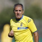 """Paco Herrera: """"El Lugo juega muy bien al fútbol, le da sentido a todo"""""""