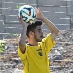 Leto, nombrado mejor jugador de fútbol base de la provincia de Las Palmas