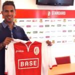 Jonathan Viera firma con el Standard de Lieja