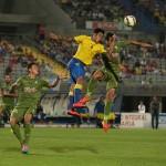 Vea la fotogalería del empate ante el Sporting