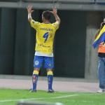 Así cantó Francis Matas los goles ante el Numancia (AUDIO)