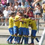 Las Palmas Atlético alcanza el liderato (2-0)