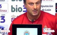 Jose Manuel Díaz no firma el empate ante la Unión Deportiva