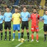 Munuera Montero, árbitro para el partido de Liga ante el Numancia