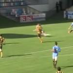 Vea los goles del Barakaldo 1-1 Las Palmas Atlético