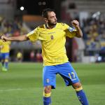 Guzmán reivindica su titularidad en Liga