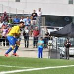 Vea los goles de José Artiles y Adrián Hernández ante el Castilla