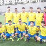 Las Palmas C vence con sufrimiento y se acerca al liderato (2-1)