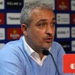 Álex García, nuevo entrenador del Sabadell