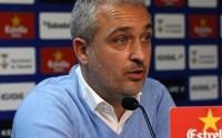 Álex García, nuevo entrenador del Sabadell / Web Sabadell