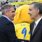 """Paco Herrera: """"No hemos dado la talla de líder"""""""