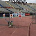 Día cero para que el Gran Canaria sea un estadio de fútbol