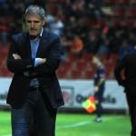 """Paco Herrera: """"Hemos ido a por el partido"""""""