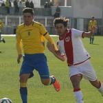 Las Palmas Atlético salva un punto ante el Rayo B (1-1)