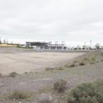 El lunes comienza el asfaltado de los aparcamientos de la grada Curva