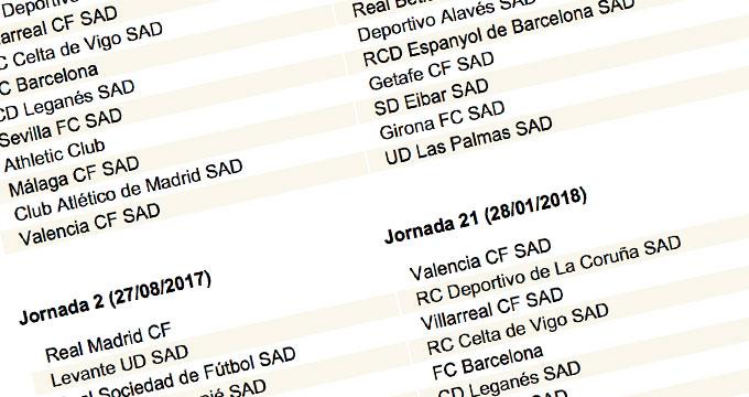 Calendario Ud Las Palmas.Consulte El Calendario Completo De La Ud Las Palmas Aqui