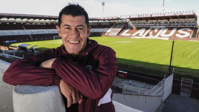 Jorge Almirón UD Las Palmas